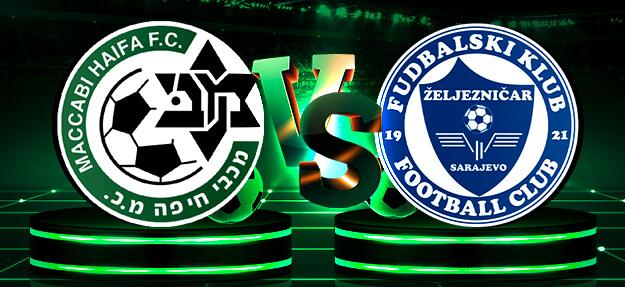 Maccabi Haifa vs Zeljeznicar  Free Daily Betting Tips (09/09/2020)
