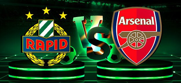 Rapid Vienna vs Arsenal Free Daily Betting Tips (22/10/2020)