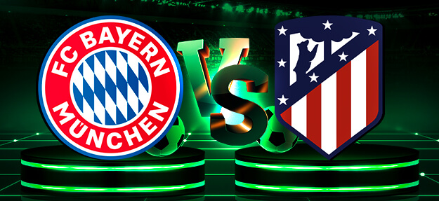 Bayern Munich vs Atletico Madrid Free Daily Betting Tips (21/10/2020)
