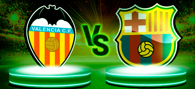 Valencia vs Barcelona Football Betting Tips - Wazobet
