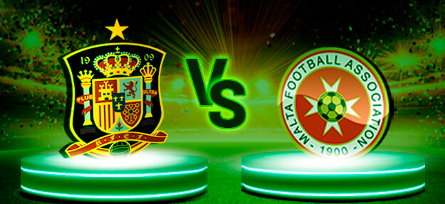 Spain vs Malta Football Tip - Wazobet