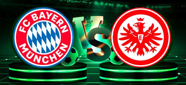 Bayern Munich vs Eintracht Frankfurt Football Betting Tips - Wazobet