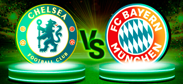 Chelsea vs Bayern Munich    - Free Daily Betting Tips 25/02/2020