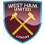 West Ham Form for a match with Arsenal