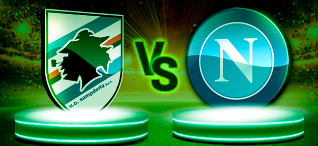 Sampdoria vs Napoli Football Betting Tips - Wazobet