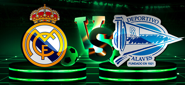 Real Madrid vs Alaves  Free Daily Betting Tips 10/07/2020