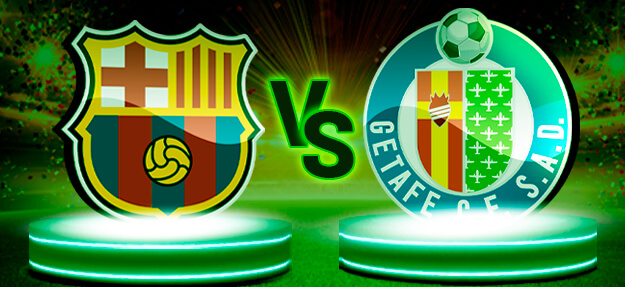 Barcelona vs Getafe Football Betting Tips - Wazobet