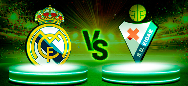 Real Madrid vs Eibar Football Betting Tips - Wazobet