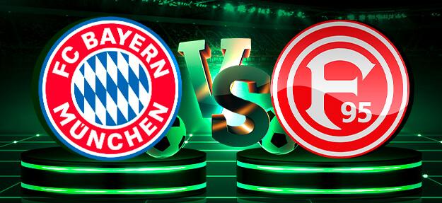 Bayern Munich vs Fortuna Dusseldorf Betting Tips - Wazobet
