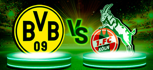 Dortmund vs Köln Football Betting Tips - Wazobet