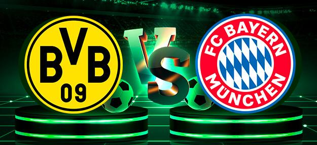 Borussia Dortmund vs Bayern Munich Betting Tips - Wazobet