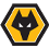 Wolves  form for match with  Manchester City