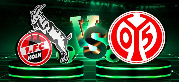 Koln vs Mainz Football Betting Tips - Wazobet