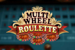Multi Wheel European Roulette Gold