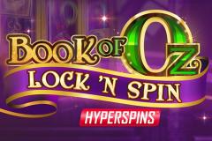 Book of Oz: Lock n Spin
