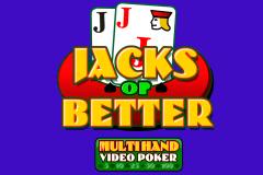 Multihand Jacks Or Better