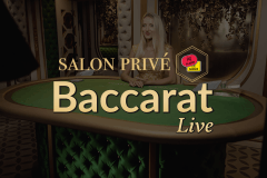 Salon Prive Baccarat